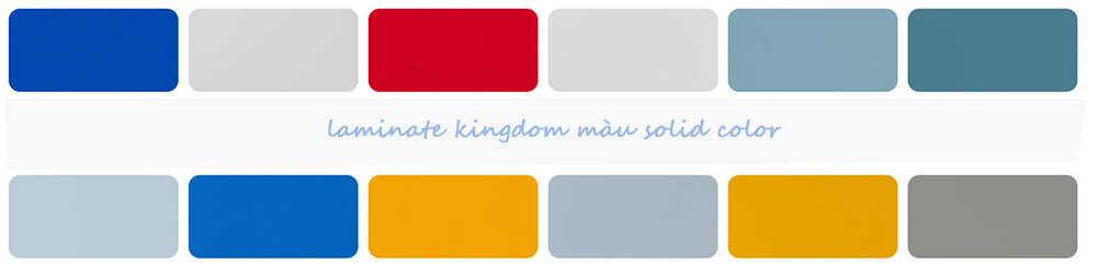 laminate kingdom màu solid color